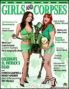 Girls and Corpses Issue #5