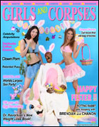 Girls and Corpses Issue #6