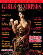 Girls and Corpses Print Issue #4